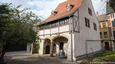 Luther's birthplace. Martin Luther was born on November 10, 1483 in Eisleben which is now in Saxony Anhalt. His birthplace already became a museum back in the 17th century. That makes it one of the oldest history museums in Germany. The rooms on the ground floor show how the Luther family used to live in the former apartment.