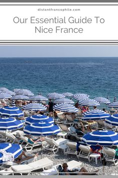 We loved all of the things you can do in the French city of Nice - from the old city, to the day trips and all of the food! Nice France, South Of France, Easy Day, French Riviera, Travel Light, Old City, S Pic, Old Town, Day Trips