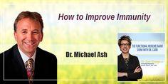 How to Improve Immunity