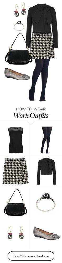 """""""autumn officewear"""" by jeannettembeltran on Polyvore"""
