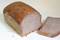 Pan de trigo sarraceno sin gluten bajo en histamina ideal para la sulfatación