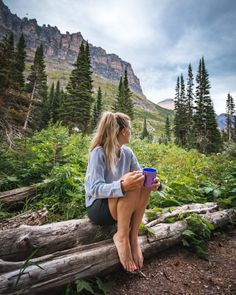 The Backcountry of Glacier National Park: A Complete Guide - The Break of Dawns Camping And Hiking, Camping Life, Backpacking, Hiking Photography, Adventure Photography, Girl Travel, Travel Usa, Adventure Awaits, Adventure Travel