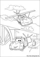 Planes coloring pages on Coloring-Book.info | Planes Coloring ...
