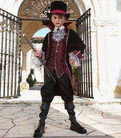 vampire of versailles child costume - Chasing Fireflies
