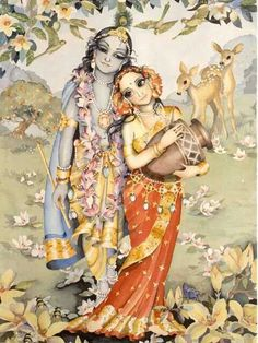Beautiful Krishna
