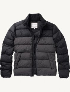 A down filled jacket for Daddy