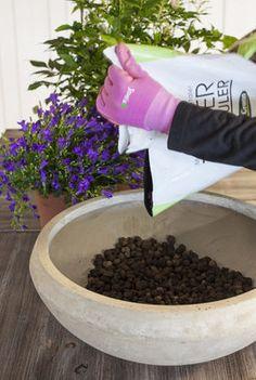 Slik planter du i krukkene Planting, Garden, Plants, Garten, Lawn And Garden, Gardens, Gardening, Outdoor, Yard