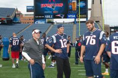 2014 Patriots Fantasy Camp (6/11/14)