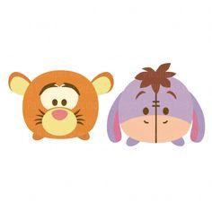 116 best cartoons images disney tsum tsum vectors autograph books rh pinterest com Donald Duck Tsum Tsum Pooh Tsum Tsum