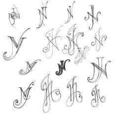 Výsledek obrázku pro monogram jn