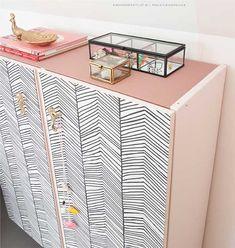 Furniture Update, Ikea Furniture, Upcycled Furniture, Ikea Ivar Hack, Ikea Hacks, Ikea Inspiration, Indoor Outdoor Kitchen, Ikea Nursery, Small Hallways