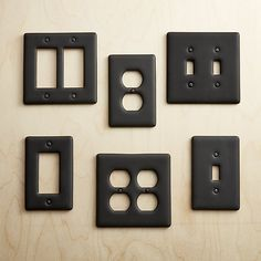BlackCeramicCollectionFHF18 Knobs And Handles, Knobs And Pulls, Drawer Pulls, Modern Light Bulbs, Kitchen Knobs, Kitchen Reno, Kitchen Remodeling, Kitchen Items, Kitchen Storage