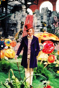 Charlie and the Chocolate Factory Turns 50! Roald Dahls