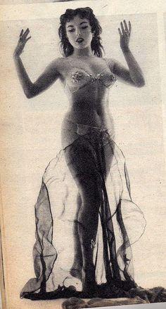 Dance Of The Seven Veils. Pamela Palma.