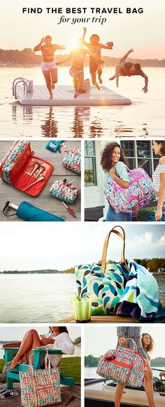 You're just five questions away from finding the perfect bag for your next trip! Take the quiz now.