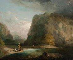 Trout Fishing in Sullivan County, New York – Works – 19th-Century Paintings – Collections – eMuseum