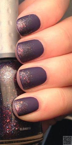 13. #couche de Base mat - 37 moyens #fabuleux d'usure scintillant #vernis à ongles... → #Nails