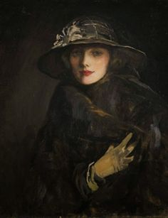 Artist Sir John Lavery Belfast, 20 March 1856 – 10 January 1941