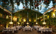 Get the Look: A Downton Abbey English Garden Wedding