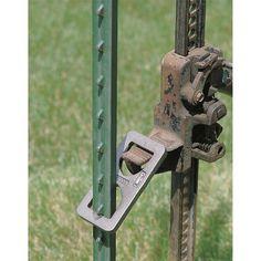 Woodworking Equipment Allen Tool Company Metal T-Post Puller