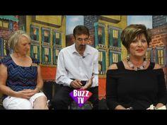 Radio Hosts and Fashion Designs on Marcia x 3