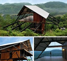 The World's Most Covetable Cabins | On The Road | The Journal | Issue 197 | 01 January 2015 | MR PORTER