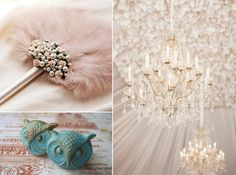 Labyrinth Ball ✈ Masquerade Wedding Theme