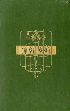 attractive cover design by Talwin Morris, ca. 1905 - he was a friend and contemporary of Charles Rennie Mackintosh Art And Craft Design, Design Crafts, Charles Mackintosh, Charles Rennie Mackintosh Designs, Art Nouveau Tattoo, Tattoo Art, 7 Arts, Design Art Nouveau, Glasgow School Of Art