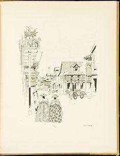 Jo Spier-West, illustrated Dutch book 1948 w/dj - Dec 2009 Galleries, Dutch, Painting, Inspiration, Biblical Inspiration, Dutch Language, Painting Art, Paintings, Painted Canvas