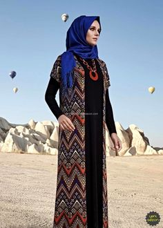 Alvina Jenya Uzun Yelek 2016 Kış   Yeni Sezon   Armine   Kayra   Setrms Islamic Fashion, Muslim Fashion, Modest Fashion, Hijab Fashion, Modest Outfits, Stylish Outfits, Minimal Dress, Hijab Wear, Mode Hijab