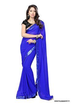 buy saree online Buy Deepika Padukone Badtameez Dil Yeh Jawani hai deewani Blue Bollywood Saree Buy Saree online - Buy Sarees online
