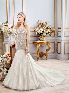 Val Stefani Spring 2016 Collection @weddingchicks