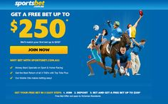 http://www.betfreesports.com.au/ - sportsbet Come have a look at our website. https://www.facebook.com/bestfiver/posts/1435906189955685
