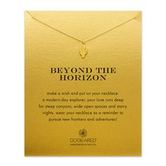 beyond the horizon, cactus charm, gold dipped