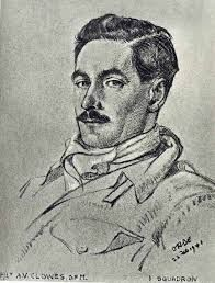 Image result for squadron leader arthur clowes