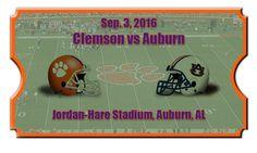 Clemson vs Auburn Live Stream