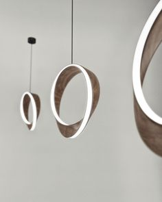 M-lamp by Anastassiya Leonova Lighting inspiration suspension light see more: http://www.brabbu.com/en/inspiration-and-ideas/