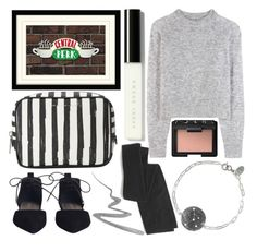 """""""comfort zone"""" by foundlostme ❤ liked on Polyvore featuring Marc by Marc Jacobs, Bobbi Brown Cosmetics, Wood Wood, IJA, NARS Cosmetics, Madewell, Zimmermann, friends and comfortzone"""