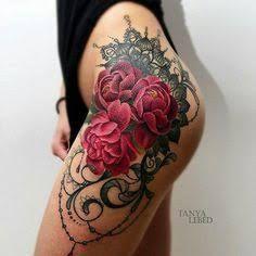 Resultado de imagem para tatuagens com orquideas