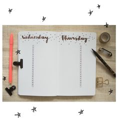 Simple Daily logs. #dailylog #bulletjournal #journal #inspiration