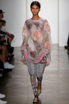 Parsons MFA - Spring 2015 Ready-to-Wear