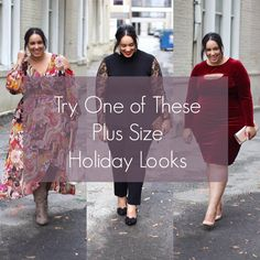 Plus Size Holiday Style with INC International Concepts  #INCstyle