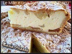 Condividi la ricetta... Quarkkuchen, torta di ricotta tedesca con yogurt e mele RICETTA DI: MARIA ORLANDO ingredienti: Per la frolla: 250 g di burro 125 g zucchero un pizzico di sale un cucchiaino da caffè di …