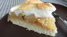 Receta: Como preparar Kuchen de Manzana con Merengue