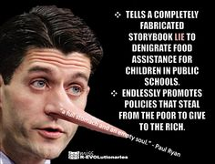 Paul Ryan is a steaming pile of shit.