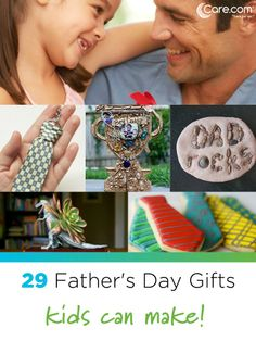 Easy Homemade Father's Day Gifts