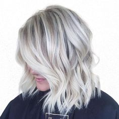Perfectly icy by Habit stylist @hairbybrittanyy