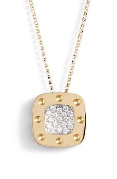 Roberto Coin 'PoisMoi' Diamond Pendant available at #Nordstrom