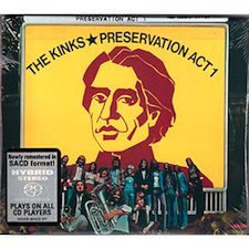 A look at The Kinks on SACD and high resolution download