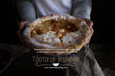 Caramelised apricots, tart with Cointreau Liqueur | Πίτα με καραμελωμένα βερίκοκα και λικέρ πορτοκαλιού - Cinnamon Spice by Athena Konstantinou